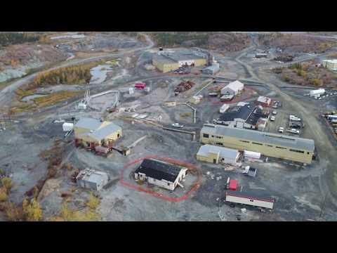 Giant Mine Complex