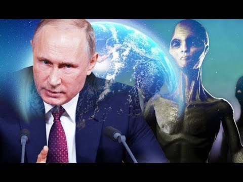 Vladimir Putin 'set to announce ALIENS are here on Earth'