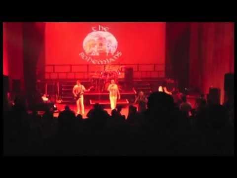 The Bohemians - Radio Ga Ga - Mick Jagger Centre, Dartford 1/11/14