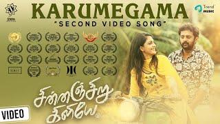Karumegama Video Song | Chinnanjiru Kiliye Movie | Mastan Khader | Sabarinathan | Sandra Nair