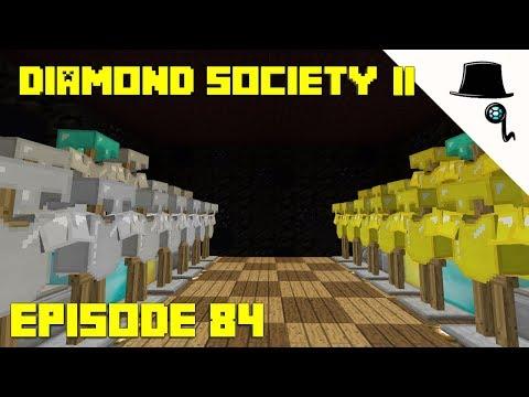 Minecraft Diamond Society 84, Magical Chess Board