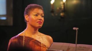 Risør in New York: Brueggergosman performs Mahler