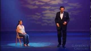 Master Mentalist Lawrence Gregory - Thought Projection