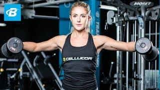 Strong Moves Upper-Body Workout | Alex Silver-Fagan