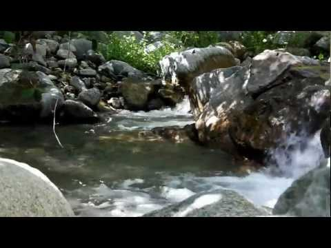 Angeles National Forest Trout Fishing HD HtRK