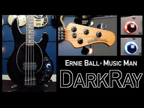 Ernie Ball MusicMan DarkRay Full Demo