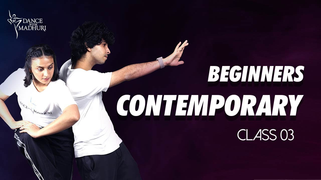 Learn Contemporary Class 3 - Dance Out Now   #NewClassAlert   Dance With Madhuri