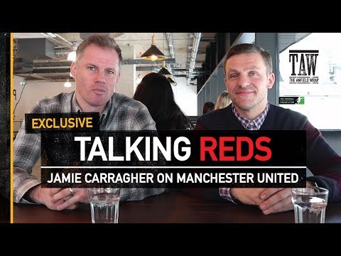 Talking Reds Exclusive: Jamie Carragher on Manchester United v Liverpool