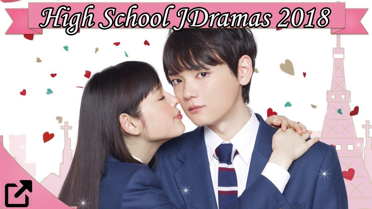 Top High School Japanese Dramas 2018