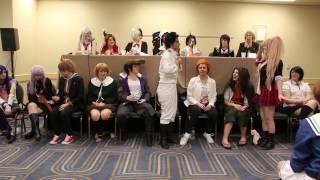 Anime Detour 2014: Super High School Level Panel