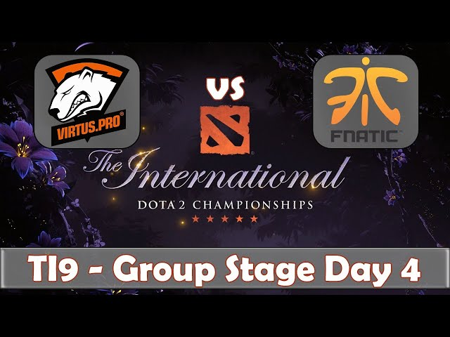EG vs NiP | The International 2019 | Dota 2 TI9 LIVE | Group Stage Day 4