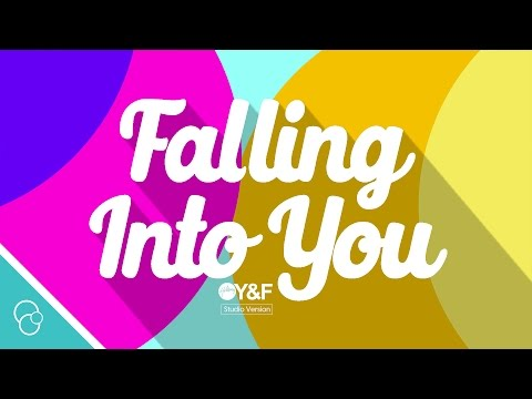 Hillsong Young & Free - Falling Into You (Studio) (Lyric Video) (4K)