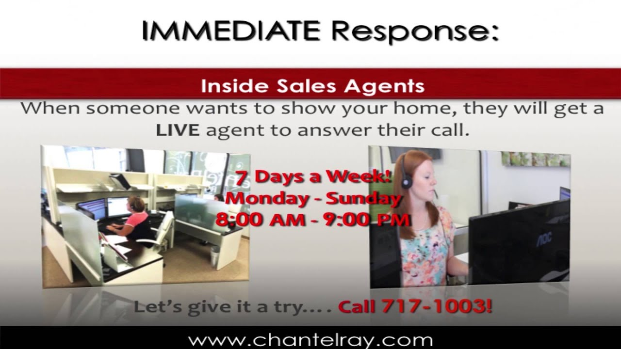 Listing Presentation Video: Chantel Ray