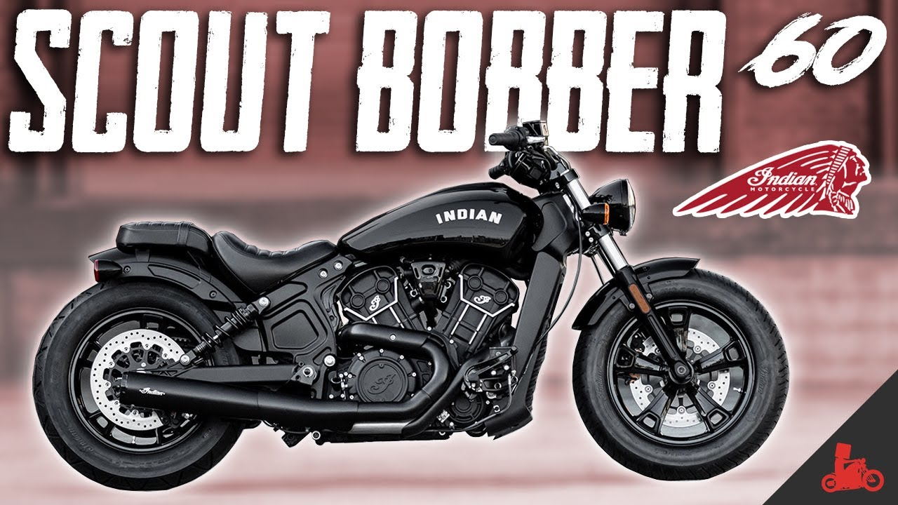 Indian Scout Bobber Sixty Test Ride 2020 Youtube [ 720 x 1280 Pixel ]