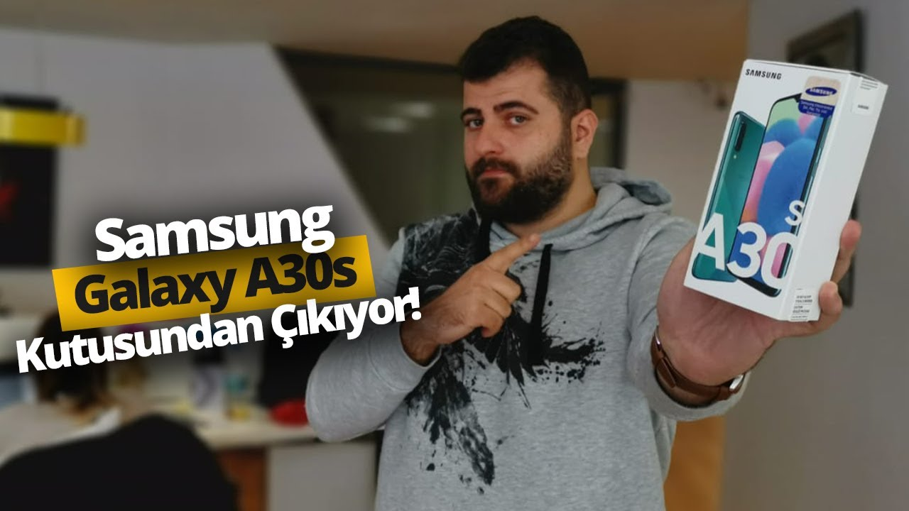 Samsung A32 Unboxing & Camera Test | Retail Unit