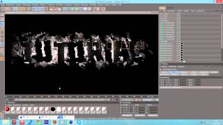 Tutorial! Mega Coolen Youtube Banner erstellen mit Cinema4D und Photoshop ! German [HD]