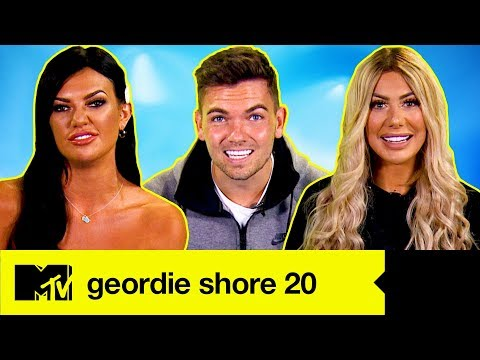 The Geordies Watch Their Geordie Shore Entrances | Geordie Shore 20
