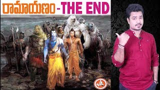 RAMAYANAM PART - 10 | CLIMAX | Unknown Facts About Ramayanam | Vikram Aditya | EP#100
