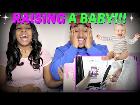 "Shane Dawson ""RAISING A BABY FOR A DAY"" REACTION!!!"