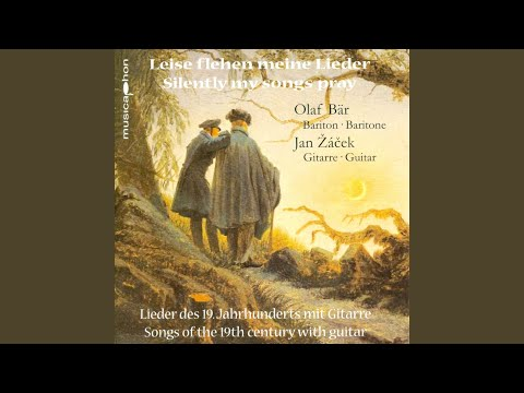 Schafers Klagelied, Op. 3, No. 1, D. 121 (arr. for baritone and guitar)