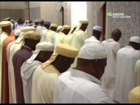 Cérémonie de la présentation officielle du mausolée Omar Bongo ONDIMBA