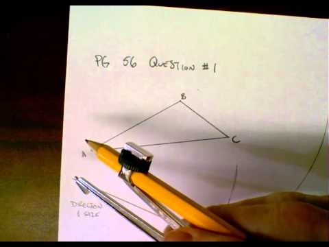 Translation of a Geometric Figure by a Vector