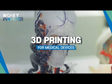 [Money Monster] 3D printing for medical devices