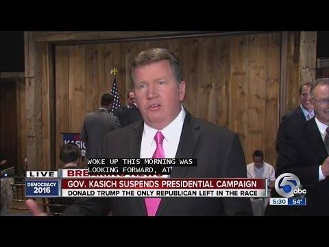 John Kosich breaks down John Kasich