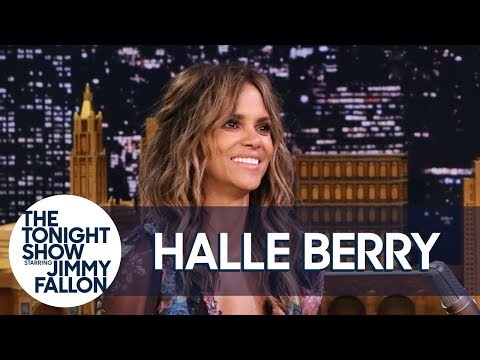 Halle Berry Reacts to Drake, Rap Songs and NFL Plays Name-Checking Her