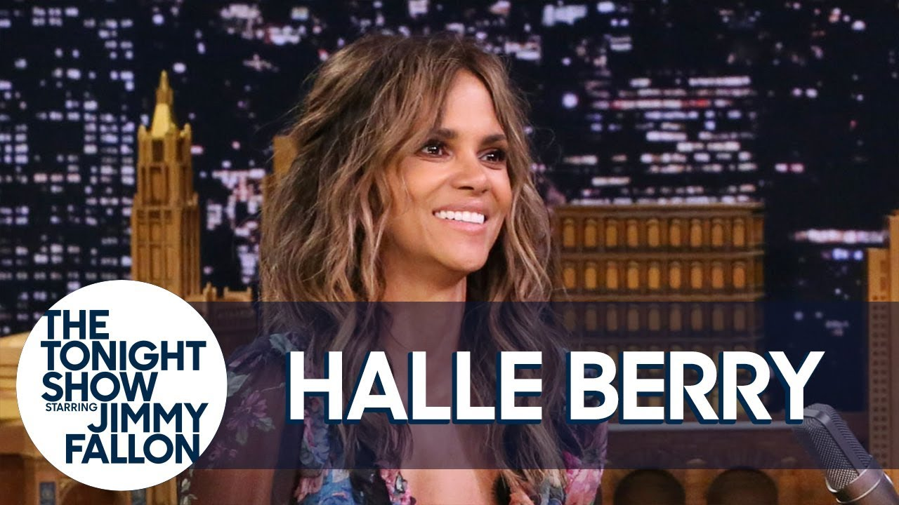 Britney spears and halle berry youtube