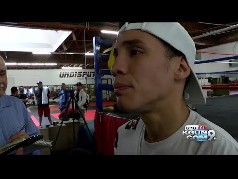 Oscar Valdez to defend WBO Title in Tucson