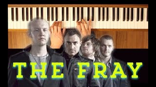 The Fray (Vienna) [Piano Tutorial Easy]