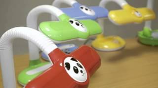 Настольные светильники ЭРА(Рассказ об особенностях настольных ламп ЭРА, о новых мощных светодиодных решениях, об их дизайне и техничес..., 2014-08-22T10:03:19.000Z)