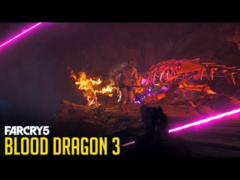 Far Cry 5 - Blood Dragon 3 Quest