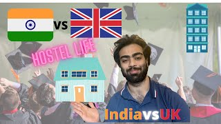 Hostel life: India vs UK| Living in UK| Study in UK| Party and Drinks in UK: Masti and fun