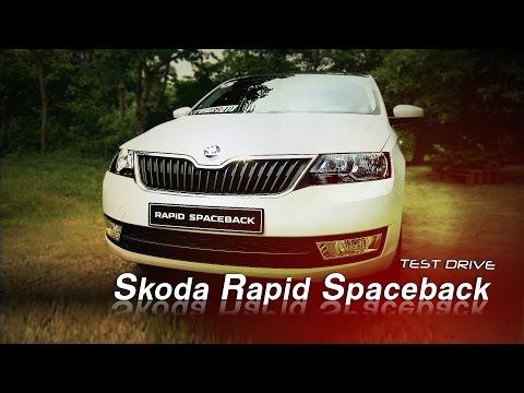 Skoda Rapid Spaceback 1.4 TDI試駕:三缸柴油大開眼界