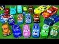 LOTS Of Disney Cars 3 Diecast 2017 Lightning Mcqueen Jackson Storm Cruz Ramirez Race Cars Movie Toys