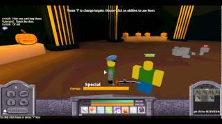 ROBLOX Witching Hour - Early Access Preview