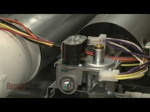 Gas Valve Solenoid - GE Dryer