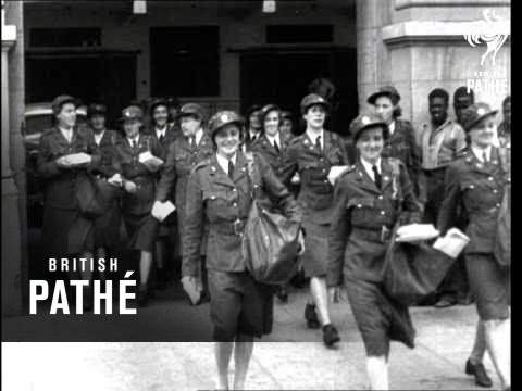 South African Post Women (1943)