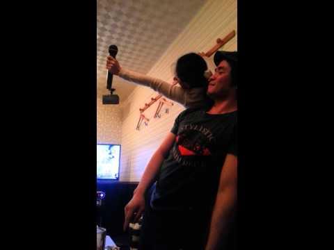 Karaoke fun orly n judith part 1