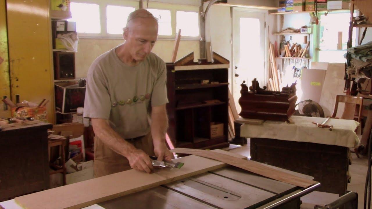 Restoring an American Empire Footstool - Thomas Johnson Antique Furniture  Restoration - Restoring An American Empire Footstool - Thomas Johnson Antique