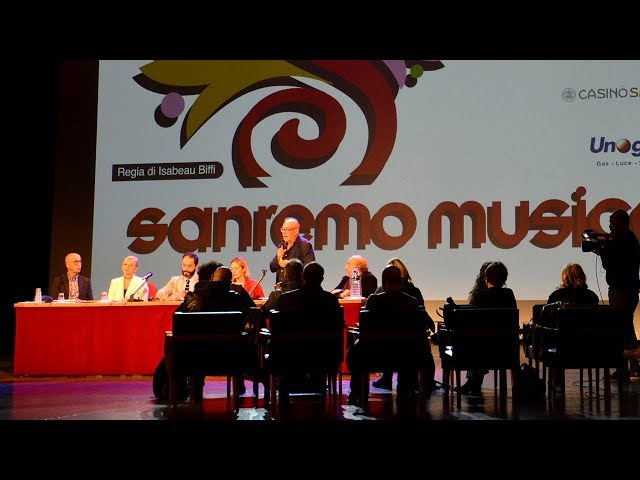 Sanremo Musical 2019 - Conferenza Stampa 17-11-2018