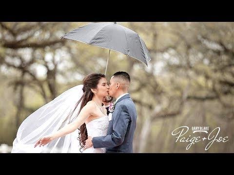 Paige + Joe Wedding Video at Magnolia Manor - The Springs in Angleton