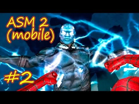 Все Костюмы - The Amazing Spider-Man 2 - Часть 1