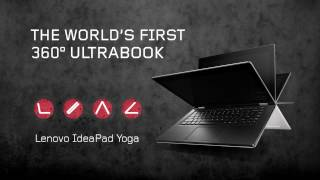 Lenovo Yoga Multimode Ultrabook