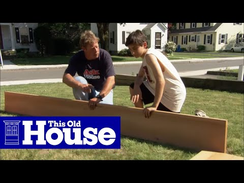 how to build a raised vegetable garden - How To Build A Raised Vegetable Garden