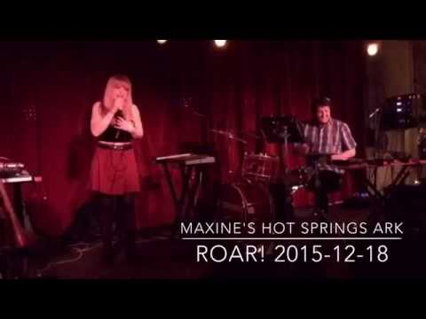 ROAR! FullSet 37mins duo trombone drums Hot Springs Arkansas 2015 from NOLA (real good new music)