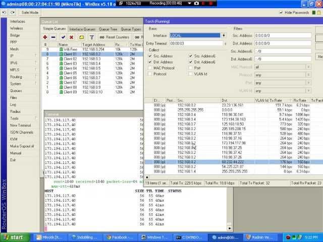 batasi  dan browsing software