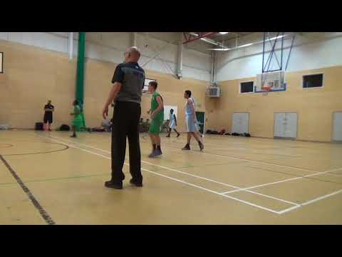 West Brom Basketball Club under 15s v Bournville Bears Bears